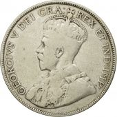 Canada, George V, 50 Cents, 1919, Royal Canadian Mint, Ottawa, TB, Argent, KM:25