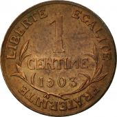 France, Dupuis, Centime, 1903, Paris, SUP, Bronze, KM:840, Gadoury:90