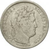 France, Louis-Philippe, 2 Francs, 1834, Lille, VF(20-25), Silver, KM:743.13