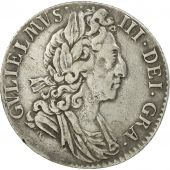 Grande-Bretagne, William III, 6 Pence, 1697, TTB, Argent, KM:496.1