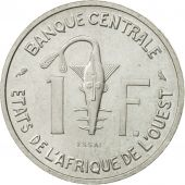 West African States, Franc, 1961, FDC, Aluminium, KM:E3