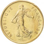 France, 5 Francs, 1972, MS(65-70), Gold, Piéfort, KM:P457, Gadoury:154.P3