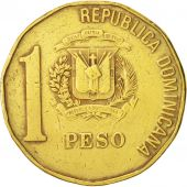 Dominican Republic, Peso, 1991, KM:80.1