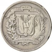 Dominican Republic, 5 Centavos, 1961, KM:18