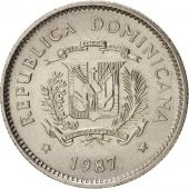 Dominican Republic, 10 Centavos, 1987, KM:60
