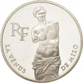 France, 100 Francs, 1993, Venus de Milo, Argent, Proof, KM:1020