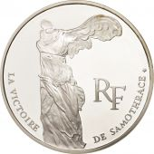 France, 100 Francs, 1993, Samothrace, Argent, Proof, KM:1019