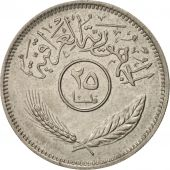 Irak, 25 Fils, 1975, Royal Mint, KM:127