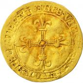Coin, France, Ecu dor, Romans, VF(20-25), Gold, Duplessy:782