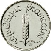 Coin, France, Épi, Centime, 1992, Paris, Frappe médaille, MS(65-70), Stainless