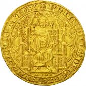 Coin, France, Philippe VI, Chaise dor, 1346, AU(50-53), Gold, Duplessy:258