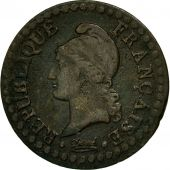 Coin, France, Dupré, Centime, AN 6, Paris, VF(30-35), Bronze, KM:646
