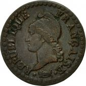 Coin, France, Dupré, Centime, AN 7, Paris, EF(40-45), Bronze, KM:646