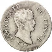 France, Napoleon I, 1/4 Franc, 1804 (An 12), Toulouse, Silver, KM:653.6