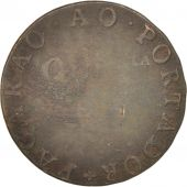 Portugal, Token, Madeira, 40 Reis, 1802, VF(20-25), Copper