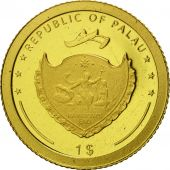 Palau, Christophe Colomb, Dollar, 2006, FDC, Or