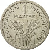 FRENCH INDO-CHINA, Piastre, 1946, Paris, SUP, Copper-nickel, KM:E42