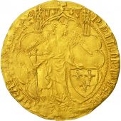 France, Philippe VI, Ange dOr, VF(30-35), Gold, Duplessy:255B