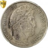 France, Louis-Philippe, Franc, 1841, Paris, PCGS, MS64, Silver, KM:748.1