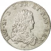 France, Louis XV, 1/3 Écu de France, 1720, Paris, MS(60-62), Silver, KM:457.1