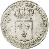 France, Louis XV, 1/3 Écu de France, 1720, Paris, EF(40-45), Silver, KM:457.1