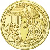 Greece, Medal, Ecu Europa, 1994, MS(65-70), Gold