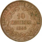 Coin, France, Concours Gayrard, 10 Centimes, 1848, Essai, EF(40-45), Copper