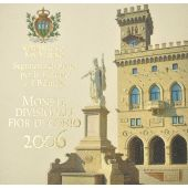 San Marino, Set, 2006, MS(65-70)