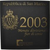 San Marino, Set, 2003, MS(65-70)