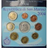 San Marino, Set, 2004, MS(65-70)