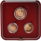 Monaco, Set, Prince Rainier III, 2005, MS(65-70)