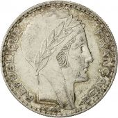 Coin, France, Turin, 20 Francs, 1937, Paris, EF(40-45), Silver, KM:879