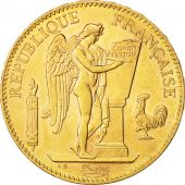 Coin, France, Génie, 100 Francs, 1906, Paris, AU(55-58), Gold, KM:832