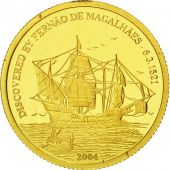 Monnaie, NORTHERN MARIANA ISLANDS, 5 Dollars, 2004, FDC, Or, KM:2