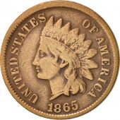États-Unis, Indian Head Cent, 1865-P, KM:90a