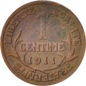 France, Dupuis, Centime, 1911, Paris, Bronze, KM:840, Gadoury:90
