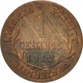 France, Dupuis, Centime, 1912, Paris, Bronze, KM:840, Gadoury:90
