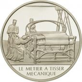France, Medal, Métier à tisser mécanique, Sciences & Technologies, FDC