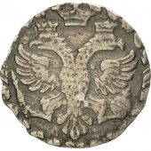 Russie, Peter I, 3 Kopeks, Altyn, 1704, Moscow, TTB, Argent, KM:119