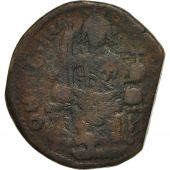 Justinian I 527-565, Follis, c. 532, Antioch, VF(20-25), Copper, Sear:215