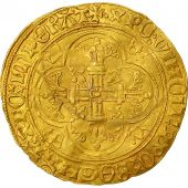France, Charles VII, Royal dor, 1431, Tours, TTB+, Or, Duplessy:455A