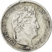 France, Louis-Philippe, 50 Centimes, 1846, Paris, VF(30-35), Silver, KM:768.1