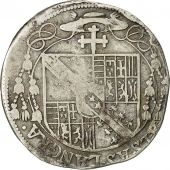 FRENCH STATES, Alsace, Charles II de Lorraine, Teston, 1604, Boudeau 1322