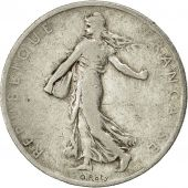 Coin, France, Semeuse, 2 Francs, 1898, Paris, VF(20-25), Silver, KM 845.1