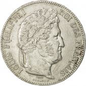 Coin, France, Louis-Philippe, 5 Francs, 1843, Lille, AU(55-58), Gadoury 678