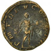 Coin, Gordian III, Sestertius, 242, Rome, EF(40-45), Copper, RIC 307a