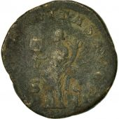 Coin, Philip I, Sestertius, 245, Rome, VF(30-35), Copper, RIC 180a