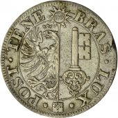 Coin, SWISS CANTONS, GENEVA, 5 Centimes, 1840, AU(55-58), KM 131