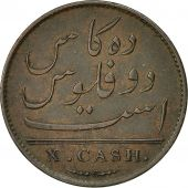 Coin, INDIA-BRITISH, MADRAS PRESIDENCY, 10 Cash, 1808, Birmingham, KM 320