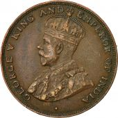 Coin, Hong Kong, George V, Cent, 1926, EF(40-45), Bronze, KM 16